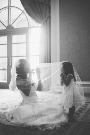 Amazing and cute wedding photography