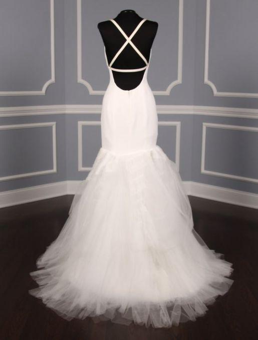 Wedding Dress by Vera Wang // Alicia Vikander Wedding Ideas // SHEER EVER AFTER WEDDINGS