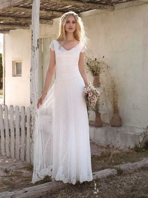 Wedding Dress by Rembo Styling // Alicia Vikander Wedding Ideas // SHEER EVER AFTER WEDDINGS