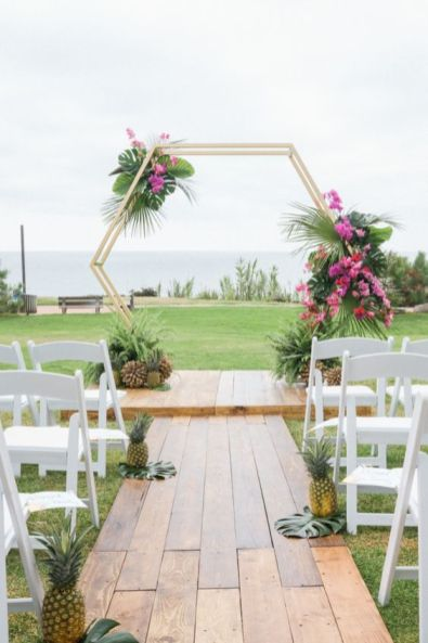 We Think You Might Love These Sensational Ceremony Arches and 14 other Fabulous Wedding Ideas for your 2018 Wedding Celebration ..... @Sheer Ever After wedding blog. SheerEverAfter.wordpress.com