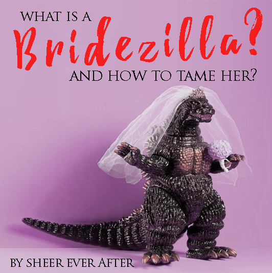 What is a Bridezilla REALLY? Bridezillas are feared all over the world. This guide will help you understand her better, and when you treat her right you will find that she is actually not what you think! ........ @Sheer Ever After Wedding Blog www.sheereverafter.wordpress.com