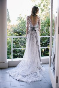 Brides - Do You Know Your Perfect Wedding Dress Colour? Read on to find out what, how and why. A wedding dress article @ Sheer Ever After wedding blog