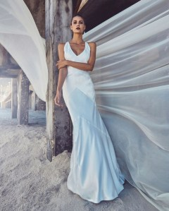 Elbeth Gillis | Sheer Ever After Wedding Dress Inspiration | Follow Us at bit.ly/Sheereverafter