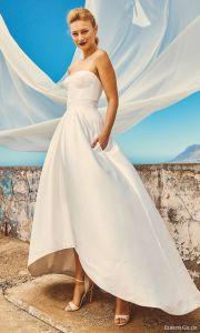 Elbeth Gillis   Sheer Ever After Wedding Dress Inspiration   Follow Us at bit.ly/Sheereverafter