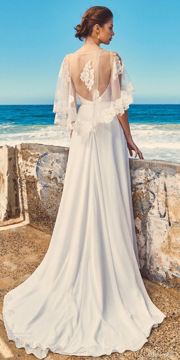 Elbeth Gillis | Sheer Ever After Wedding Dress Inspiration | Follow Us at bit.ly/Sheereverafter