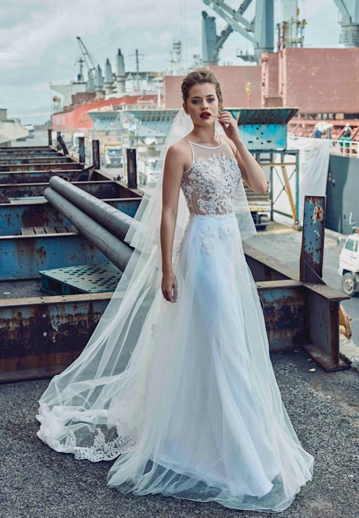 Elbeth Gillis: Sophisticated South African Bridal Wear