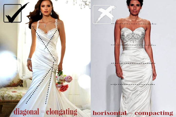 How To Look Skinny on Your Wedding Day| Sheer Ever After Bridal Inspiration | Follow Us at bit.ly/Sheereverafter