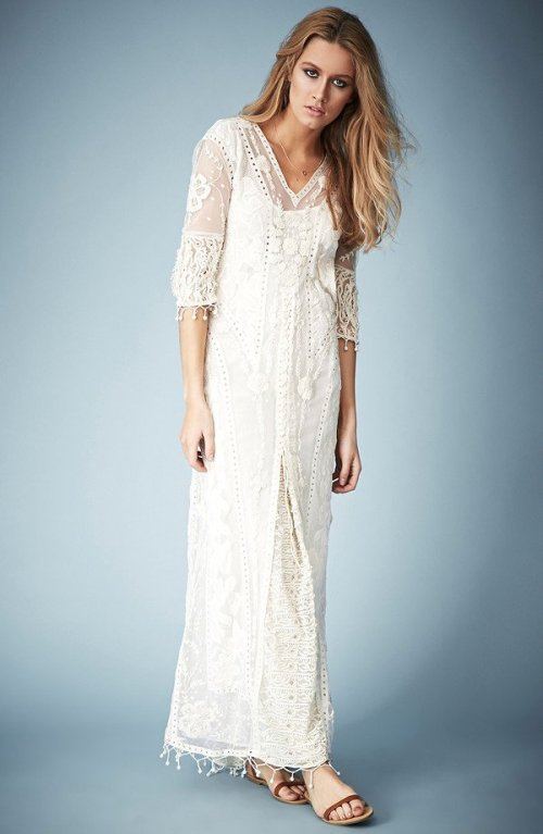 Low-key + Understated Bridal gowns   Sheer Ever After Wedding Dress Inspiration   Follow Us at bit.ly/Sheereverafter
