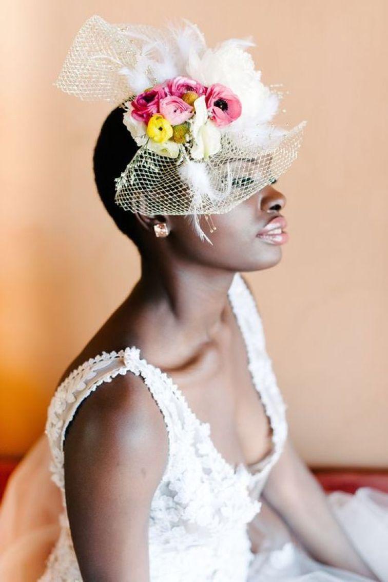 #bride #hairstyle #wedding #beauty #natural #african #hair #sheereverafter