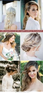 Why finding the right wedding hairstylist is so important | This and more at SheerEverAfter.com