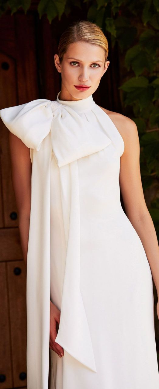 You will love these non-cookie-cutter wedding dresses if you can't see yourself wearing a classic gown | This and more at www.SheerEverAfter.com