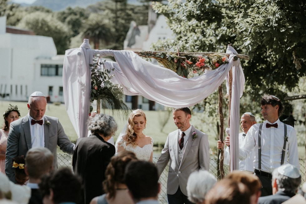 The level of DIY at this stunning Cape Town wedding will amaze you | More from this wedding at www.SheerEverAfter.com