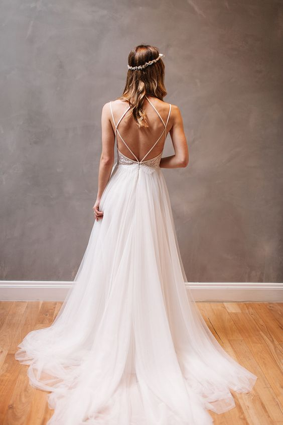 Gorgeous back detail