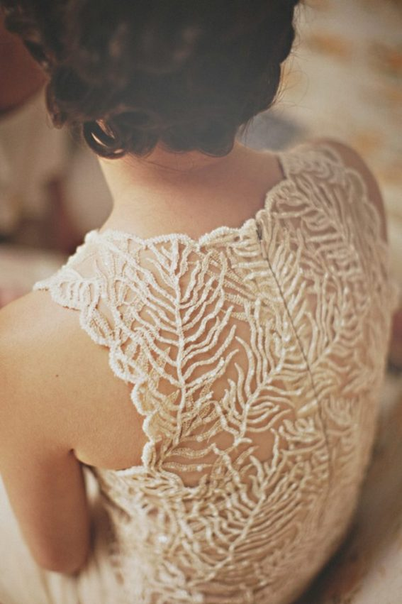 Amazing Wedding Dress Back details You HAVE to see before deciding on your dress | SheerEverAfter.com | Your Online Maid of Honor