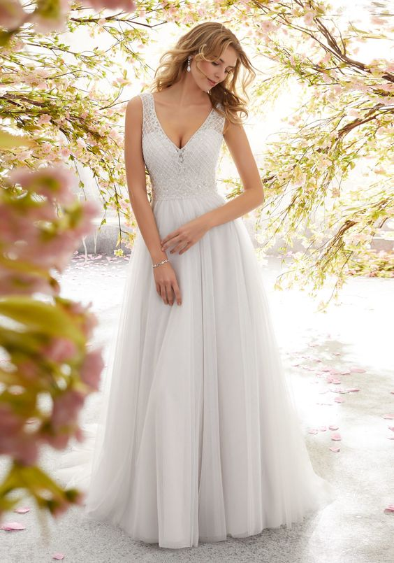 featured dress: morilee by madeleine gardner