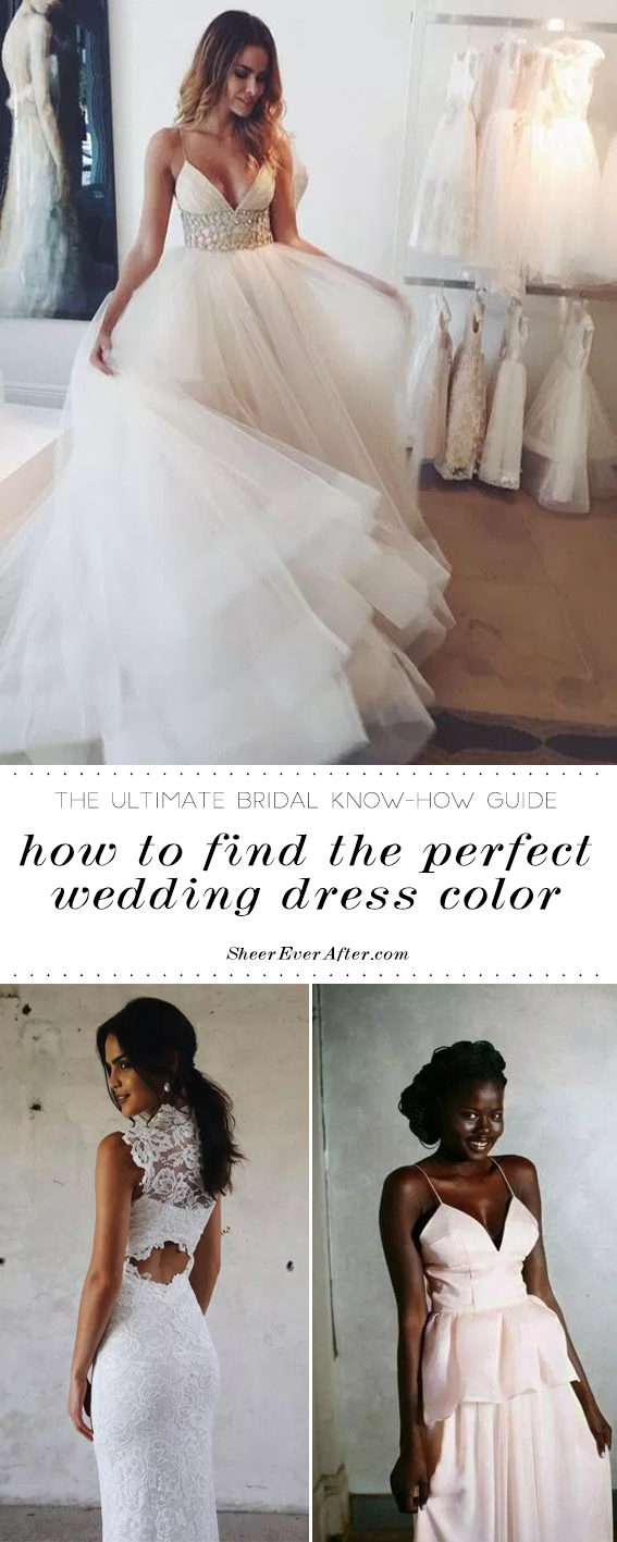 Wedding Dress Color