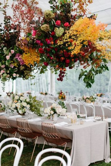2019 wedding floral trends | Sheer Ever After | Your online maid of honor