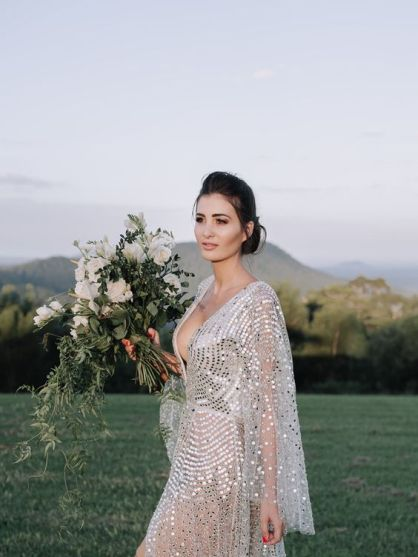 Simplified bridal beauty | SheerEverAfter.com | Your online maid of honor