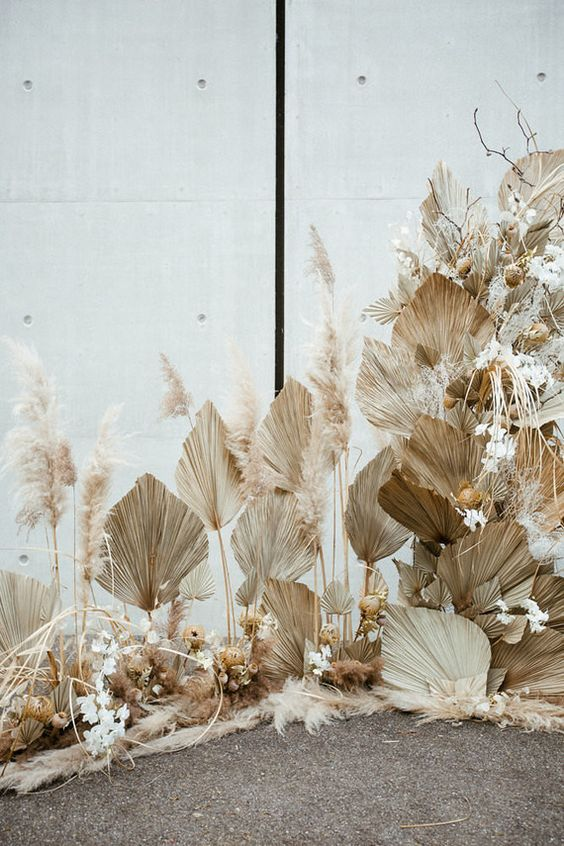 http://www.100layercake.com/wedding-ideas/modern-french-tropical-wedding-ideas-with-dried-flowers/204128/modern-french-tropical-wedding-ideas-with-dried-flowers#idea-gallery