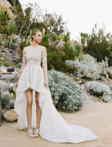 Fashion-forward bridal outfit | SheerEverAfter.com | Your online maid of honor