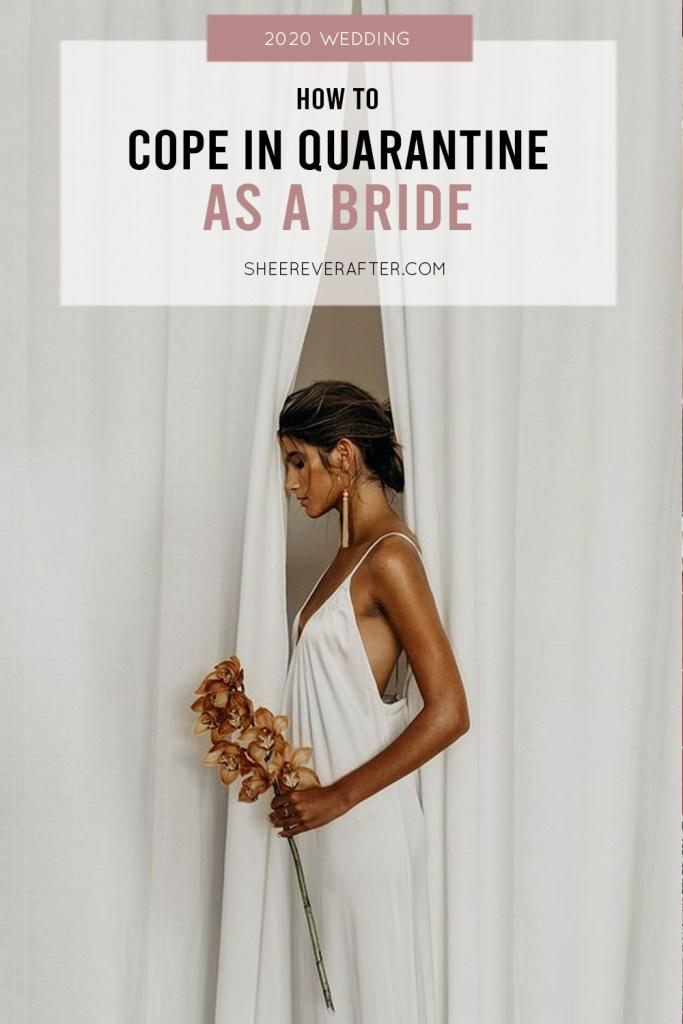 #bride #covid19 #quarantine #corona #crisissupport #engagement