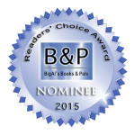 Readers' Choice nominee
