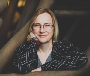 Author Barbara Claypole White