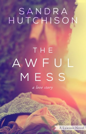 cover of THE AWFUL MESS by Sandra Hutchison
