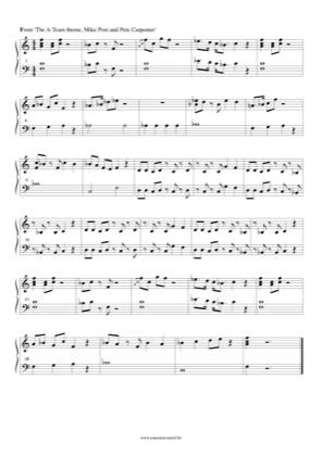 Umizoomi Theme Song Lyrics : umizoomi, theme, lyrics, Theme, Sheet, Music, Image