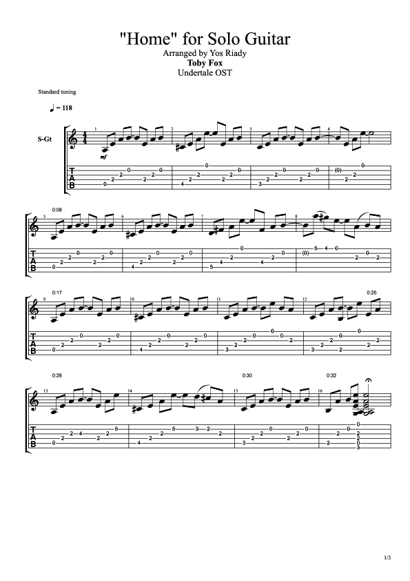 Undertale Home Sheet Music : undertale, sheet, music, Kevin, Nguyen's, Likes, SheetHub