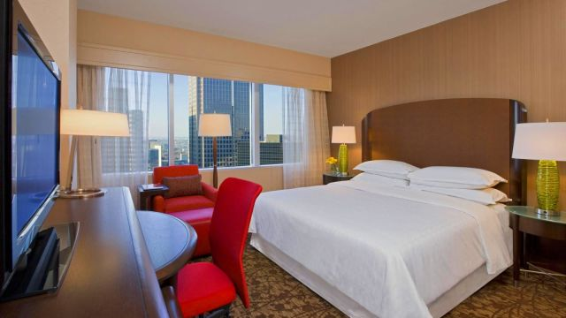 where to buy Sheraton bedding items found in their hotel rooms