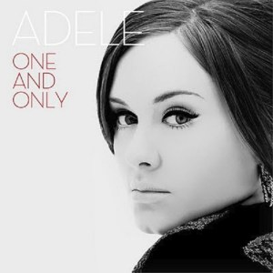 Download adele one and only pop sheet music pdf