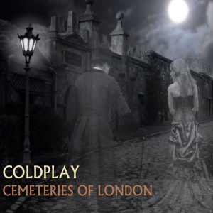 Download cold play cemeteries of london rock sheet music pdf