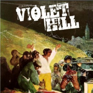 Download cold play violet hill rock sheet music pdf