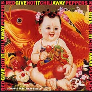 Download red hot chilli peppers give it away rock sheet music pdf