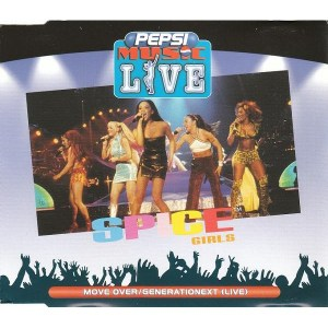 Download spice girls move over pop sheet music pdf