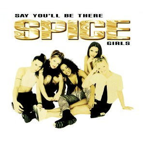 Download spice girls say you will be there pop sheet music pdf