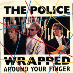 Download the police wrapped around your finger rock sheet music pdf