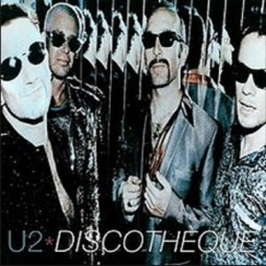 Download u2 discotheque rock sheet music pdf