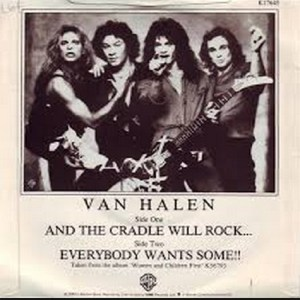 Download van halen everybody wants some rock sheet music pdf