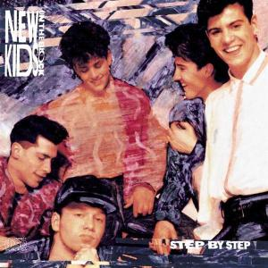 Download new kids on the block step by step rock sheet music pdf