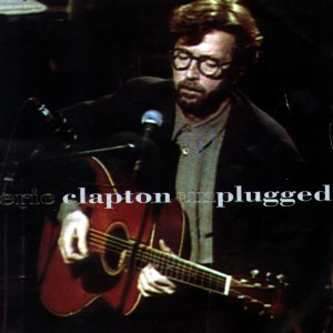 Download Eric Clapton Running On Faith sheet music free