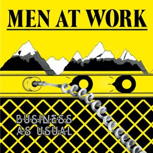 Download Men At Work Be Good Johnny sheet music free