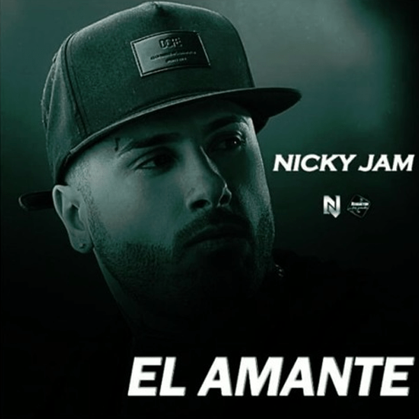 Download Nicky Jam El Amante sheet music free
