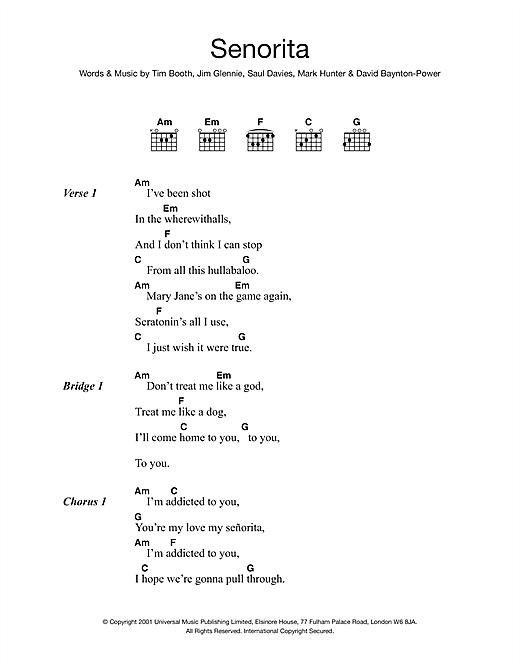 Kunci Gitar Senorita : kunci, gitar, senorita, Chord, Senorita, Ukulele