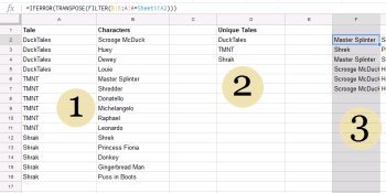 Smart Data Validation. Create Dependent Drop-Down Lists in Google ...
