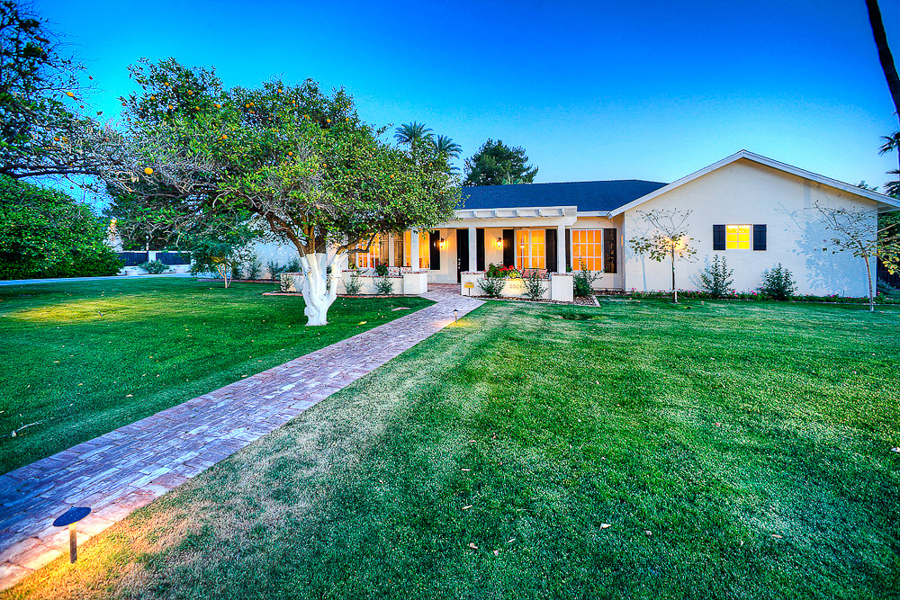 Real Estate Photographers in Phoenix  Arcadia