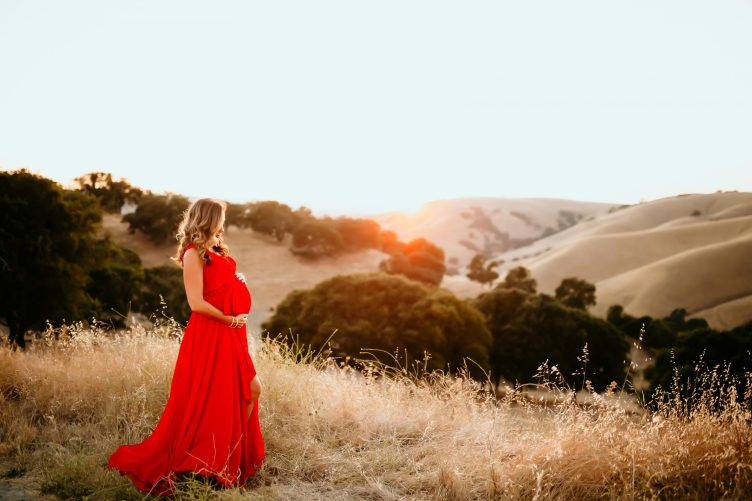 Dreamy Maternity Session