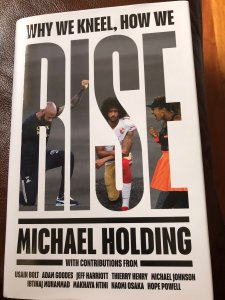 Cover of Why We Kneel. How We Rise by Michael Holding