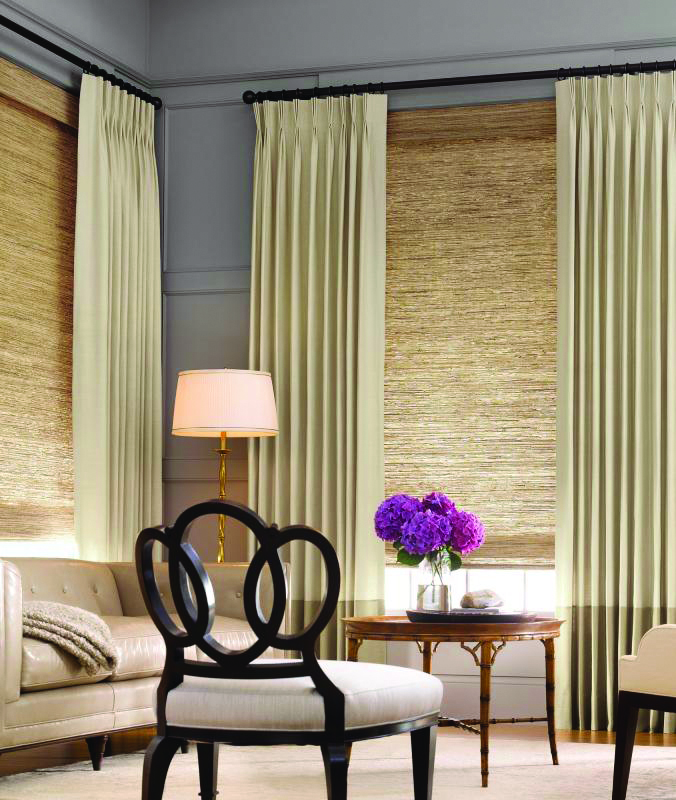 Window Treatments How To Disguise Awkward Windows